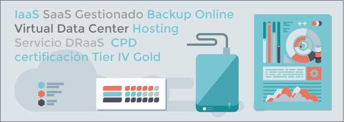 infografia servicios cloud cumputing de Grupo Garatu