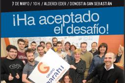 Agrupación Deportiva del Grupo Garatu: 3 eventos deportivos en un mes.