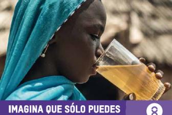 Oxfam Intermon: Decididos a cambiar vidas. Grupo Garatu se sube al carro