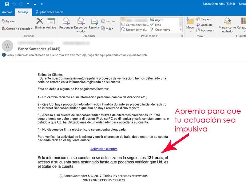 phishing-correo-banco