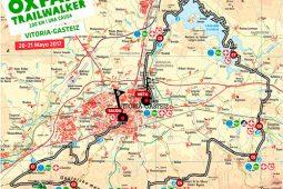 Oxfam Intermon Trailwalker Euskadi 2017
