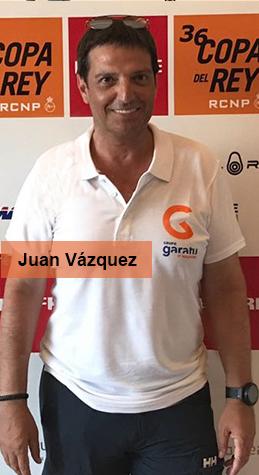 Juan Vázquez copa rey mapfre j80