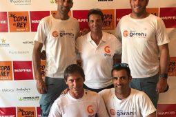 5º en la regata 36ª Copa del Rey de Mapfre