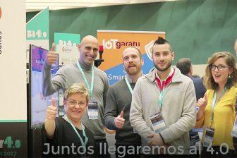 Estuvimos en la cuarta edición del congreso Basque Industry 4.0