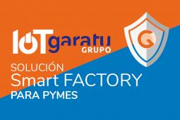 solución smart factory para PYMES IoT Garatu