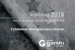 Propósitos tecnológicos de empresa para el 2018