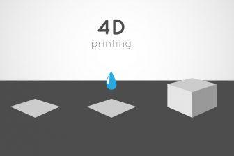Impresión 4D: Cuando la impresión 3D cobra vida