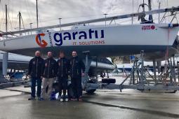 Crónica AD Garatu de la Spi Ouest 2018 – 3º puesto en categoría J80