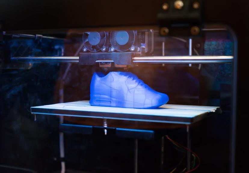 calzado inteligente en impresión 4D