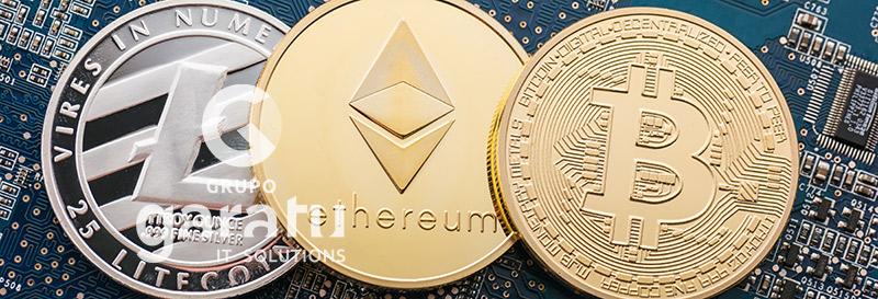 Fundamentos de las criptomonedas: bitcoin etereum litecoin Grupo Garatu