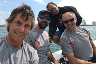 ¡AD Grupo Garatu subcampeones del mundial J80 2018 en Francia!