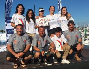 Ganadores J80 en la XXVII Regata Costa Vasca de cruceros