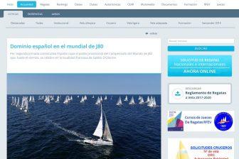 Real Federación Española de Vela – Dominio español en el mundial de J80