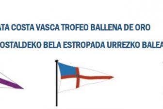 XXVII Regata Costa Vasca en nuestras costas, Trofeo Ballena de oro – Urrezko balea saria