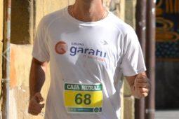 Julen Gereñu participó en el cross popular Basurde Krossa en Usurbil el pasado 16 de septiembre