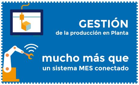 Gestión de la fabricación en la producción en planta en la industria 4.0