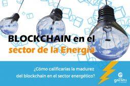 Como esta preparado el sector energético para el blockchain