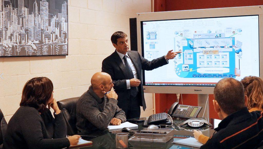 Juan Vázquez de Dios CEO de Grupo Garatu Industria 4.0