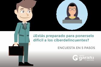 TEST ¿Combates la ciberdelincuencia en tu puesto de trabajo?