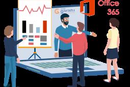 Herramienta Office 365 colaboración equipos de trabajo