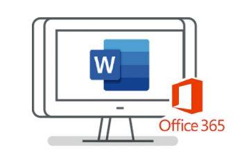 Características y novedades de Word en Office 365
