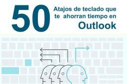 50 atajos de teclado en el Outlook del Office 365