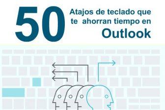 50 teclas de atajo que van a ahorrarte tiempo en Outlook