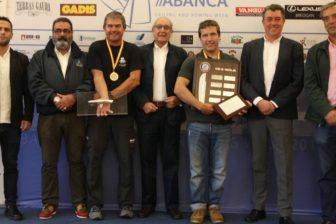 AD Garatu campeones de la Copa de España de J80 El Corte Inglés