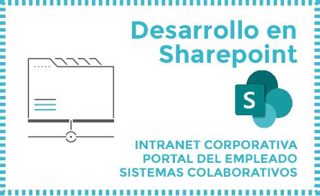 SharePoint Intranet corporativa, portal del empleado, herramienta colaborativa